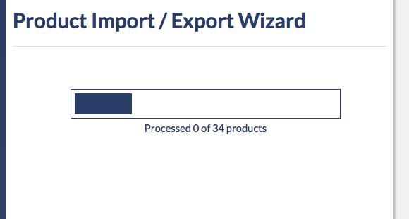 3 - import : export