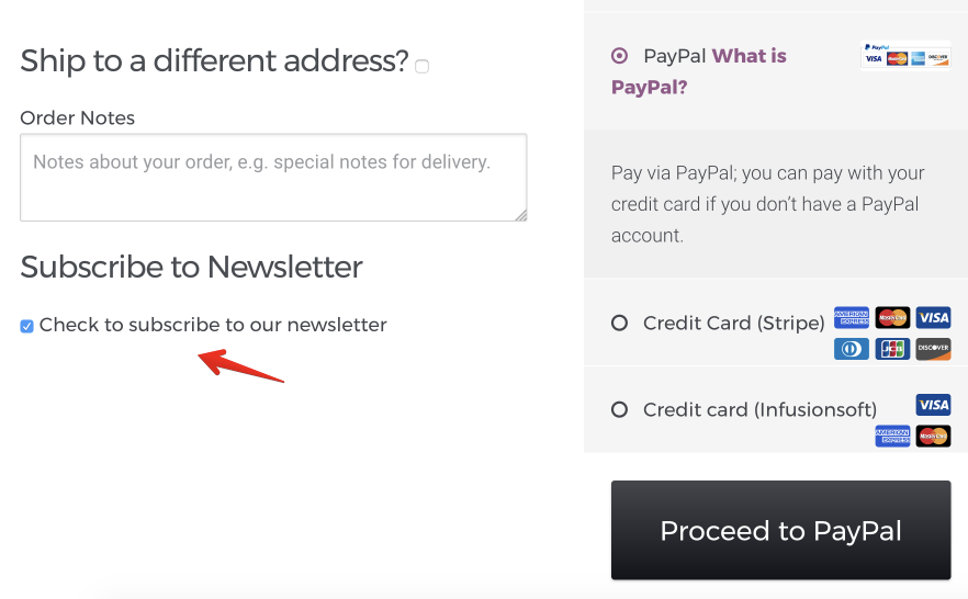 a58a74e24014b Adding a Newsletter Signup checkbox in your Woocommerce Checkout ...