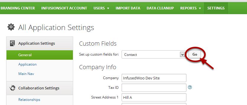 Using Infusionsoft Web Form as Wordpress Registration Form